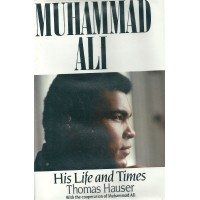 Muhammad Ali Signed Book (His Life and Times)