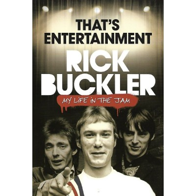 Rick Buckler Signed Book (My Life in The Jam)