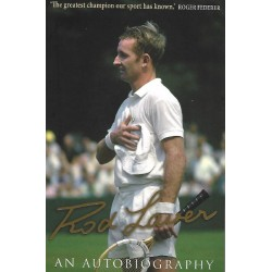 Rod Laver Signed Book (An Autobiography)