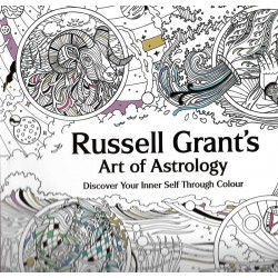 Russell Grant Signed Book (Art of Astrology)
