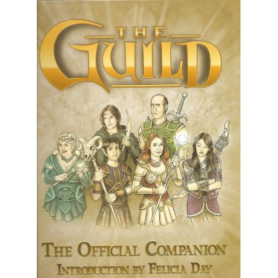 The Guild cast Signed Book (The Official Companion)