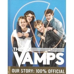 The Vamps Signed Book (Our Story: 100% Official)