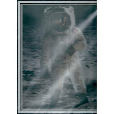 Buzz Aldrin autograph