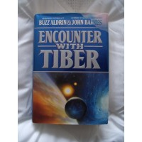 Buzz Aldrin Signed Book (Encounter With Tiber)