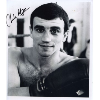 Charlie Magri autograph
