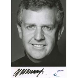 Colin Montgomerie autograph
