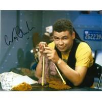 Craig Charles autograph (Red Dwarf)