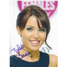 Dannii Minogue dedicated autograph 1 (The X Factor)