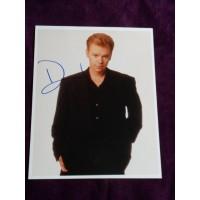 David Caruso autograph (CSI: Miami)