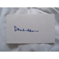 David Gower autograph 3