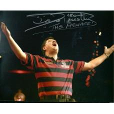 Dennis 'The Menace' Priestley autograph £39.99