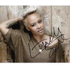 Emeli Sande autograph