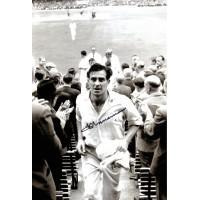 Fred Trueman autograph 1