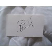 Graham Gooch autograph 2