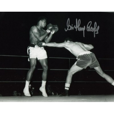Henry Cooper autograph 1