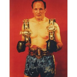 Henry Cooper autograph 2