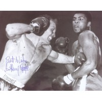 Henry Cooper autograph 4