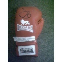 Henry Cooper Signed Boxing Glove 2