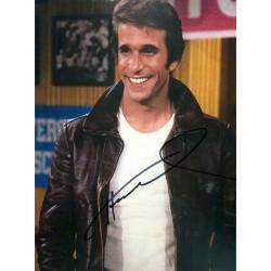 Henry Winkler autograph (Happy Days)
