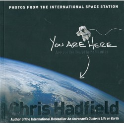Chris Hadfield Signed Book (You Are Here)