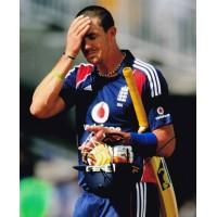 Kevin Pietersen autograph 1 (England)