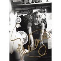Melanie C autograph 2 (Spice Girls)