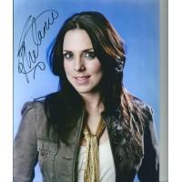 Melanie C autograph 4 (Spice Girls)