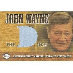 John Wayne Costume Card (Rio Bravo; True Grit)