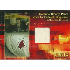 Emily Procter Costume Card (CSI: Miami)