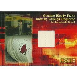 Emily Procter Costume Card (CSI: Miami)
