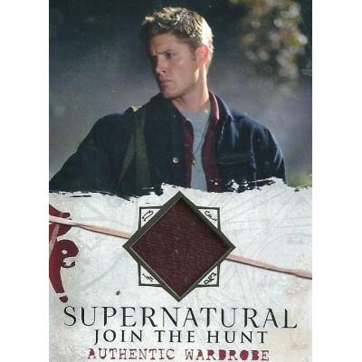 Jensen Ackles Costume Card (Supernatural)