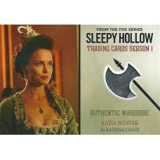 Katia Winter Costume Card (Sleepy Hollow)