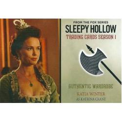 Katia Winter Costume Card (Sleepy Hollow)