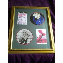 Lady Gaga Framed Collection