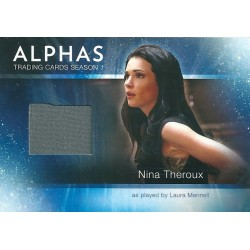Laura Mennell Costume Card (Alphas)