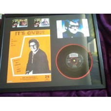 Roy Orbison Framed Collection w/ LP