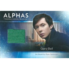 Ryan Cartwright Costume Card (Alphas)