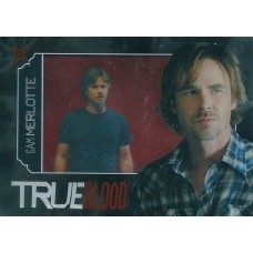 Sam Trammell Hologram Card (True Blood)