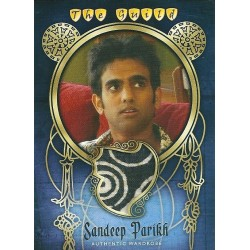Sandeep Parikh Costume Card (The Guild)