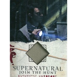 Travis Wester Costume Card (Supernatural)