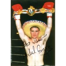 Michael Gomez autograph