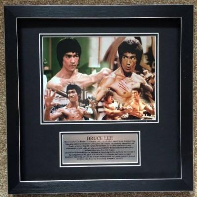 Bruce Lee Montage