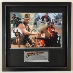 Indiana Jones Film Series Montage