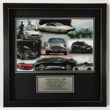 James Bond Cars Montage