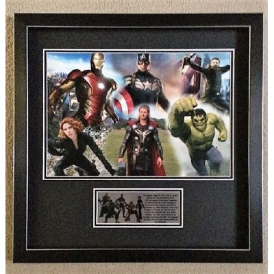 The Avengers Montage