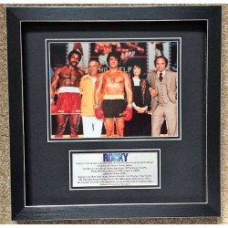 Rocky Film Series Montage