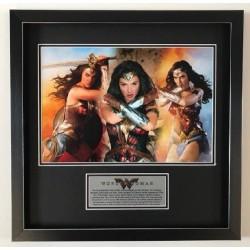 Wonder Woman Montage