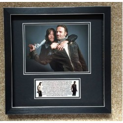 Andrew Lincoln and Norman Reedus Montage (The Walking Dead) - 1