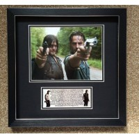 Andrew Lincoln and Norman Reedus Montage (The Walking Dead) - 2