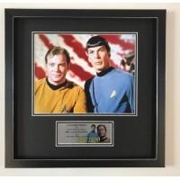 William Shatner and Leonard Nimoy Montage 1 (Star Trek)